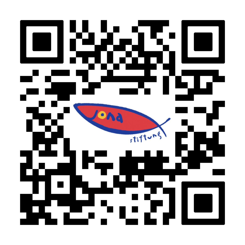 QR-Code Stiftung Jona